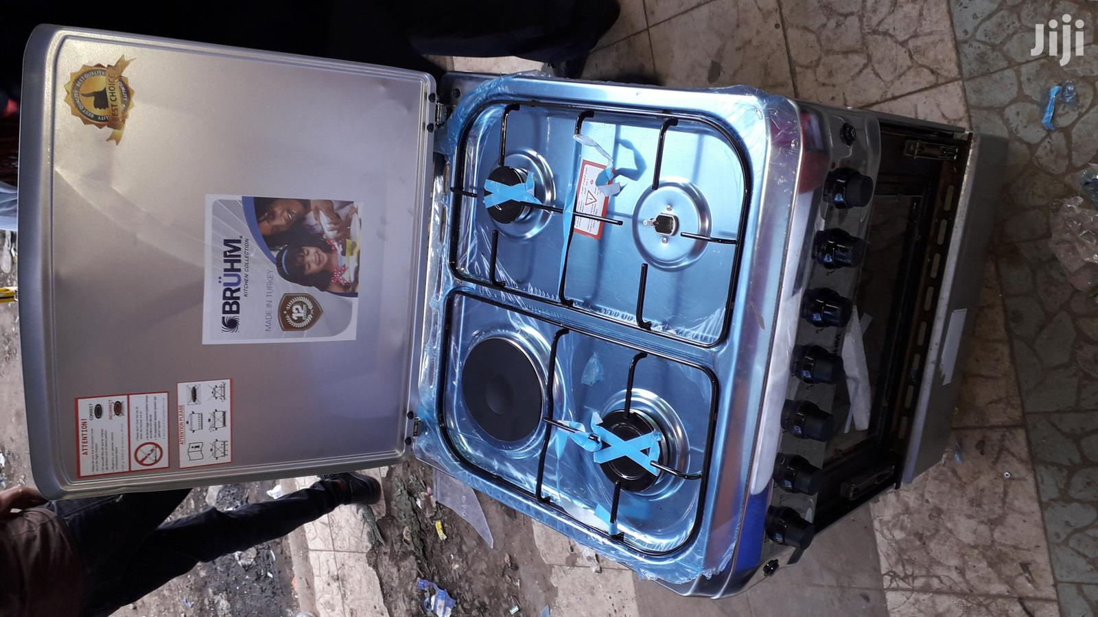 Gas Cooker 4 Burner | Kitchen Appliances for sale in Nairobi Central, Nairobi, Kenya