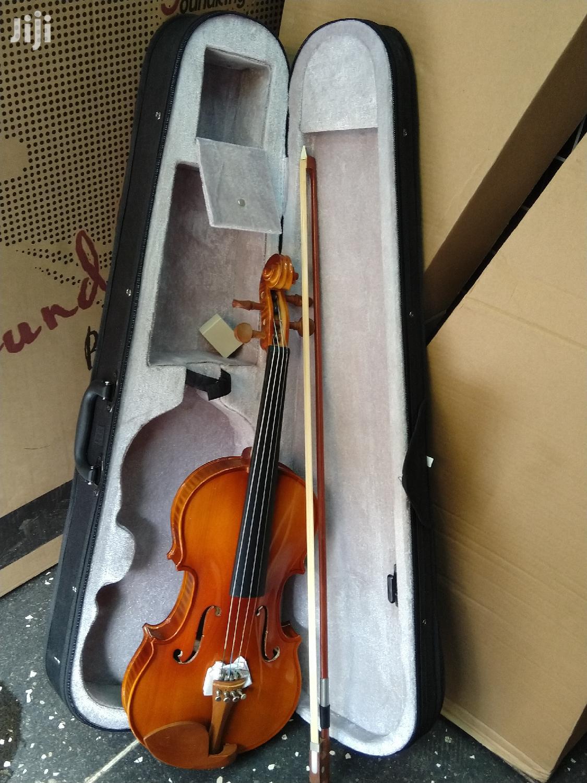 USA 4/4 Maple Leaf Violin
