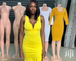 Sleeveless Mermaid Fitting Dress With A Cut   Clothing for sale in Nairobi, Nairobi Central