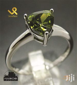 Peridot Gemstone Housed in Sterling Silver Ladies Fashion/Engagement   Wedding Wear & Accessories for sale in Nairobi, Nairobi Central