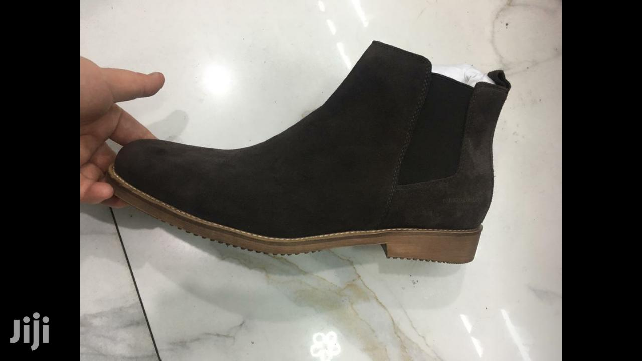Quality Pure Leather Boots