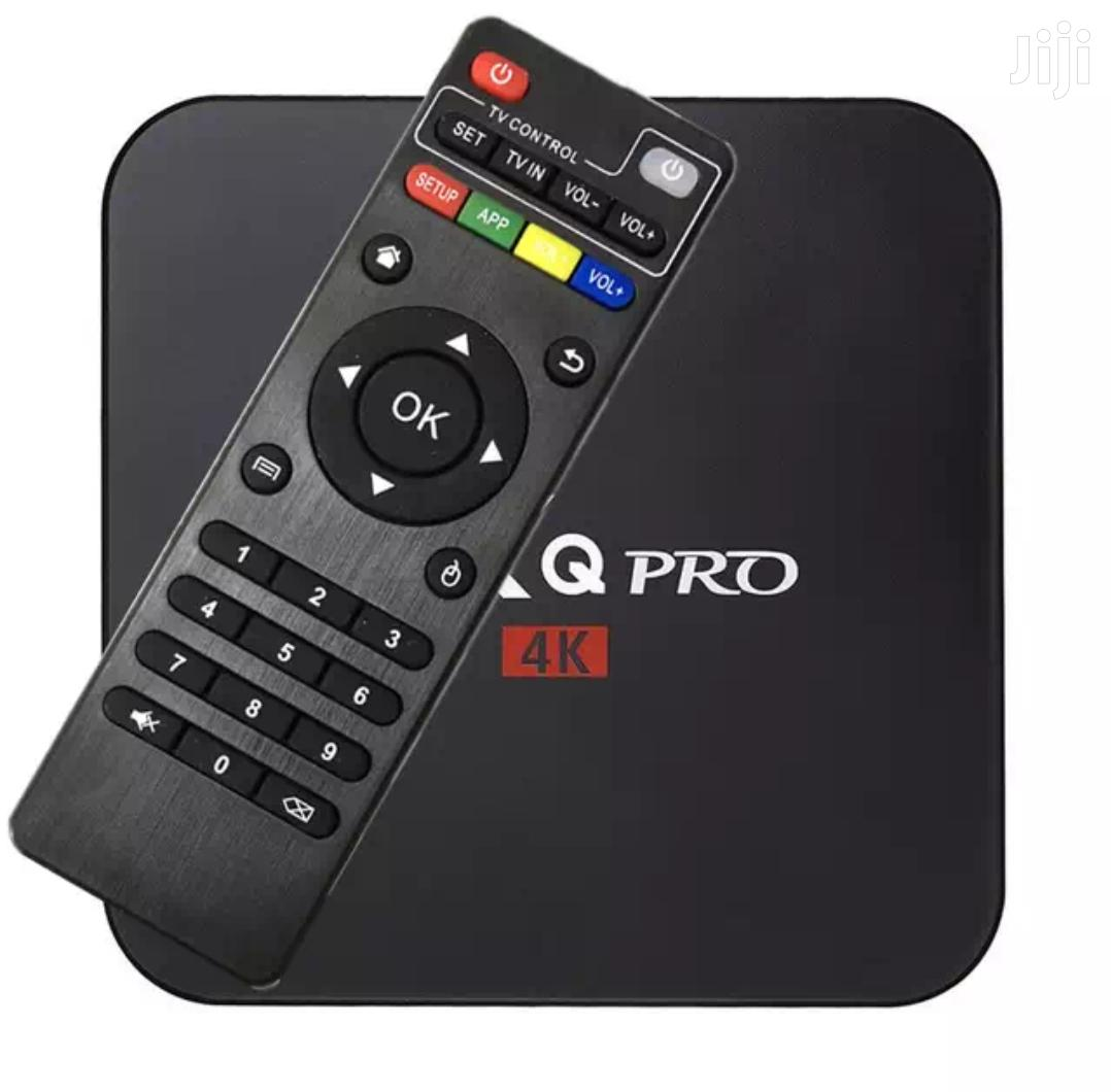 Mxq Pro Android Tv Box 9.0 New