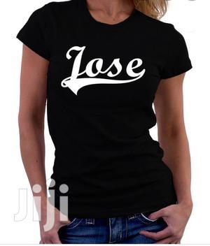 Ladies Tshirts Printing