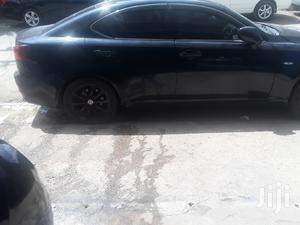 Lexus IS 2009 Black | Cars for sale in Mombasa, Tudor