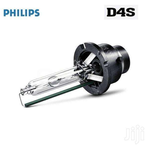 D4S Philips Hid Bulb: For Toyota/Subaru/Nissan/Mazda/Honda/Mitsubishi