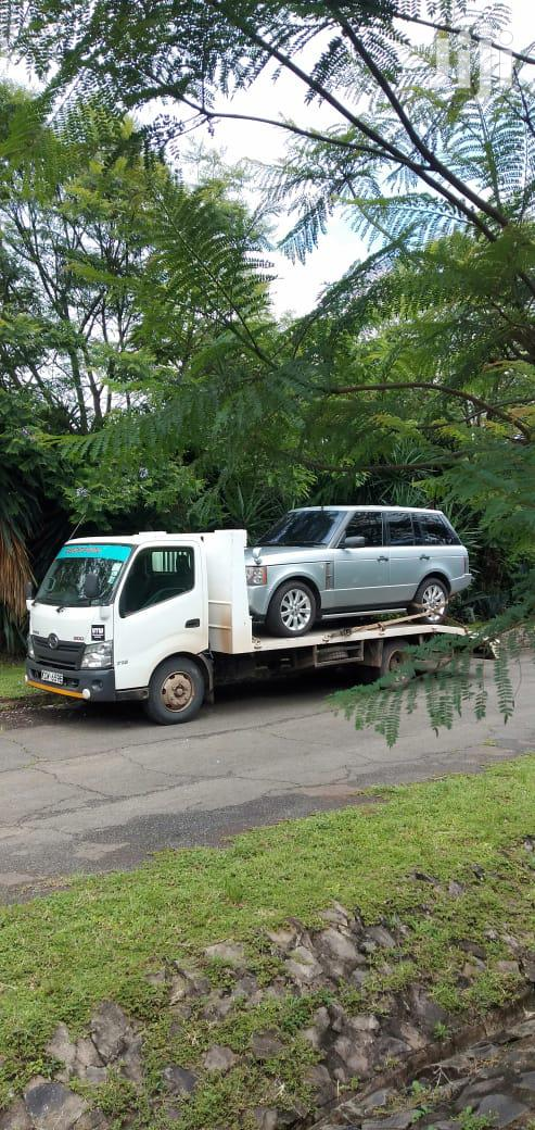 Towing, Rescue, Breakdown And Recovery Services