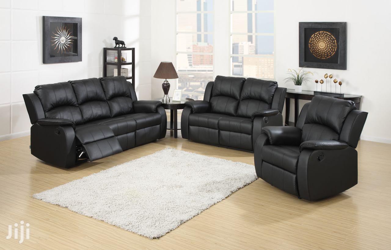 6 Seater Recliner Sofa
