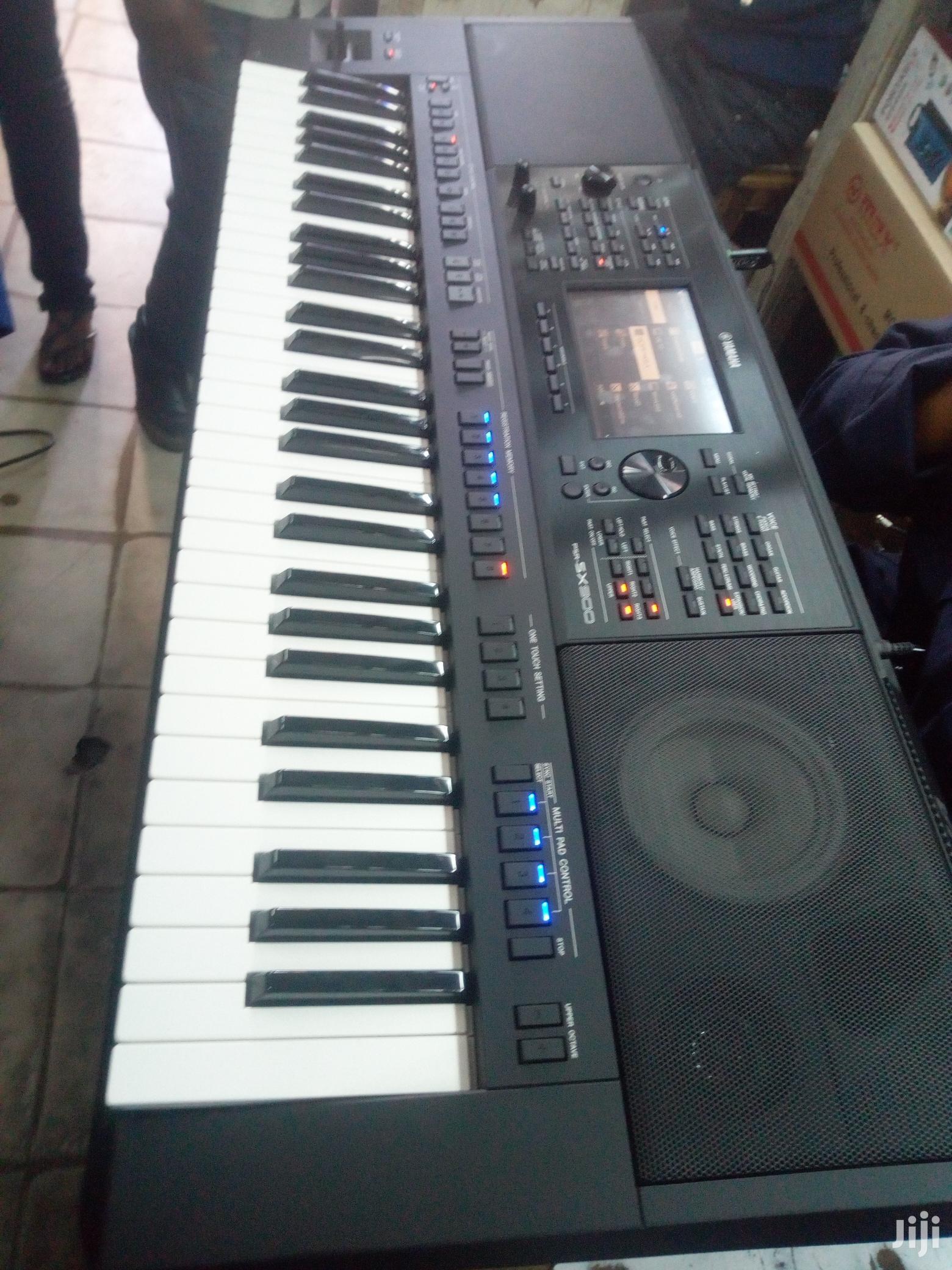 Psr-sx 900 Yamaha Keyboard