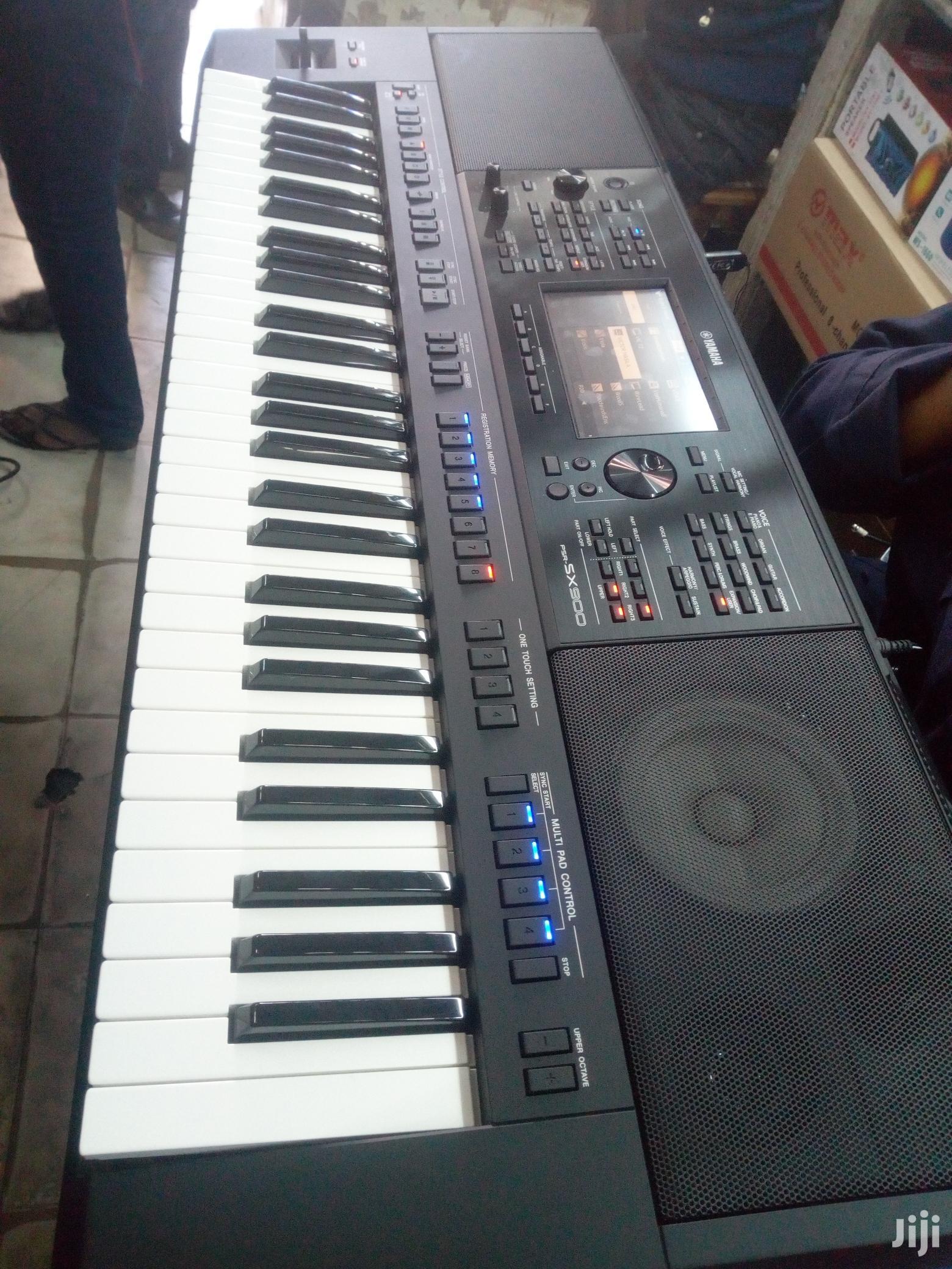 Psr-sx 900 Yamaha Keyboard | Musical Instruments & Gear for sale in Nairobi Central, Nairobi, Kenya