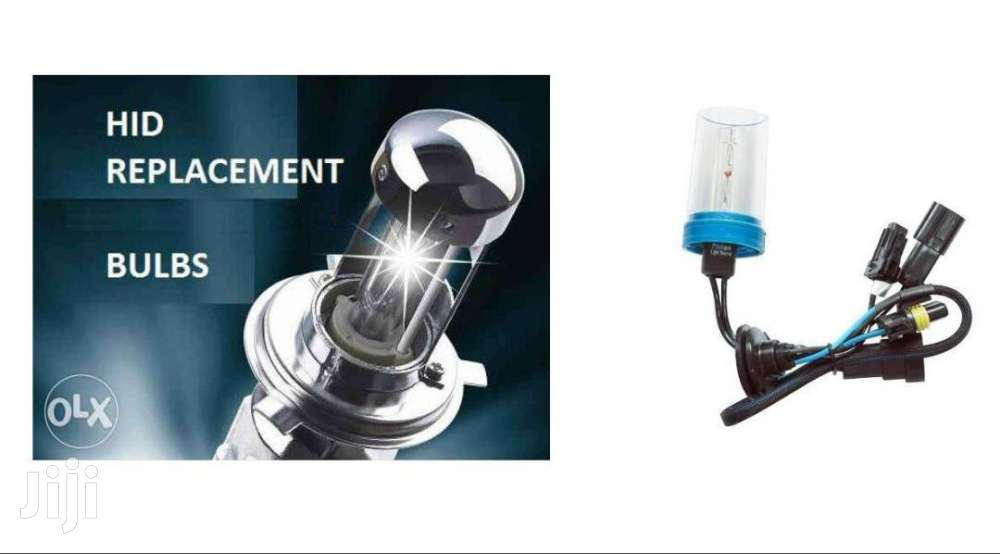 HID Replacement Bulb: For Toyota/Nissan/Subaru/Mitsubishi/Mazda/Honda | Vehicle Parts & Accessories for sale in Nairobi Central, Nairobi, Kenya