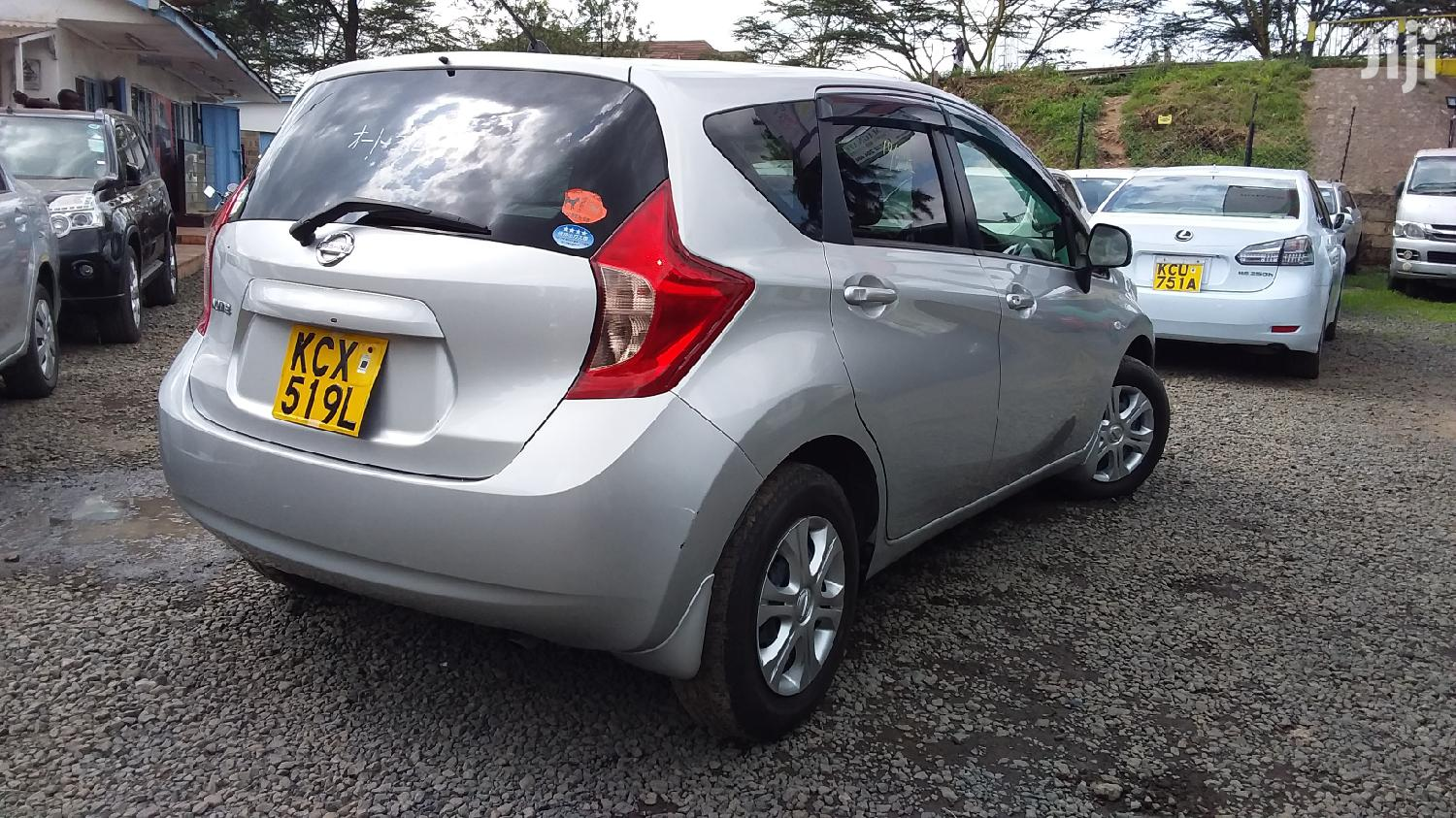 Archive: Nissan Note 2012 Silver