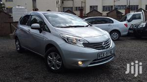 Nissan Note 2012 Silver