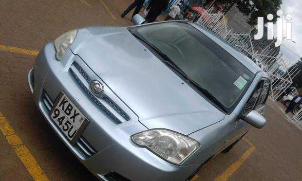 Toyota Allex 2009 Blue | Cars for sale in Eldoret CBD, Uasin Gishu, Kenya