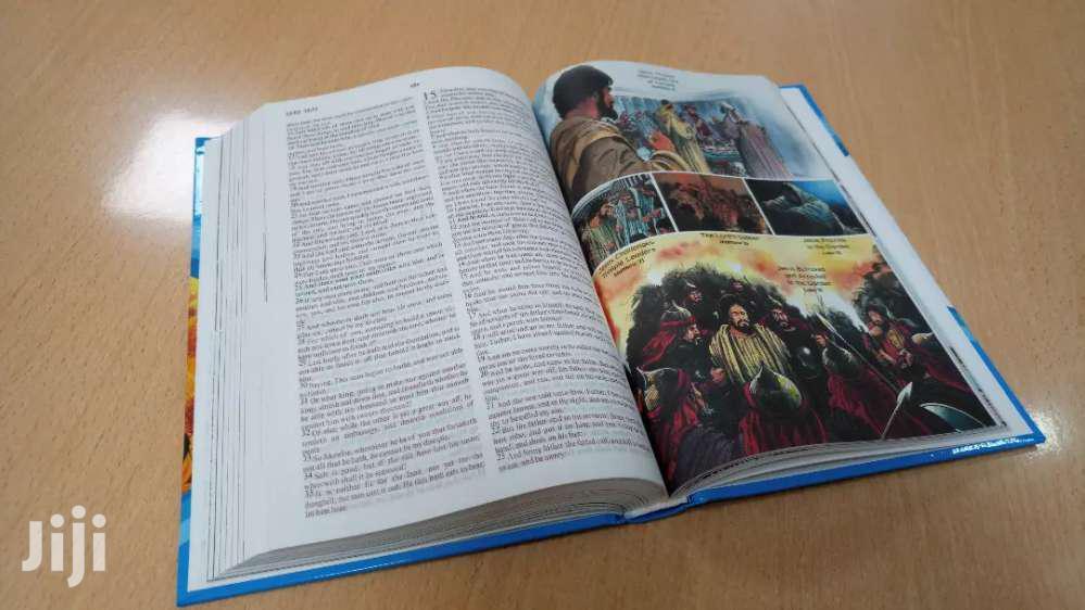 Children's King James Bible   Books & Games for sale in Nairobi Central, Nairobi, Kenya