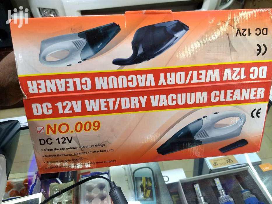 DC 12V Wet/Dry Vacuum Cleaner   Home Appliances for sale in Nairobi Central, Nairobi, Kenya
