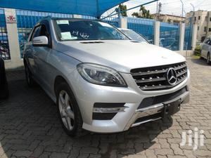 Mercedes-Benz M Class 2012 Silver | Cars for sale in Nyali, Ziwa la Ngombe