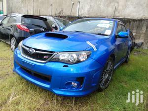 Subaru Impreza 2012 WRX Sedan STI Blue | Cars for sale in Nyali, Ziwa la Ngombe