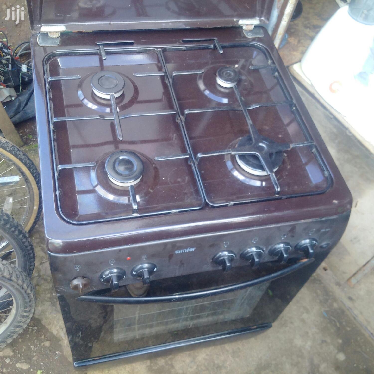 Simfer 4 Gas Cooker ,1 Electric Oven   Kitchen Appliances for sale in Nairobi Central, Nairobi, Kenya