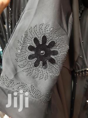 New Wide Umbrella Style Abaya