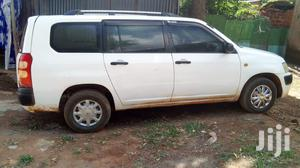 Toyota Succeed 2004 White   Cars for sale in Mombasa, Tudor
