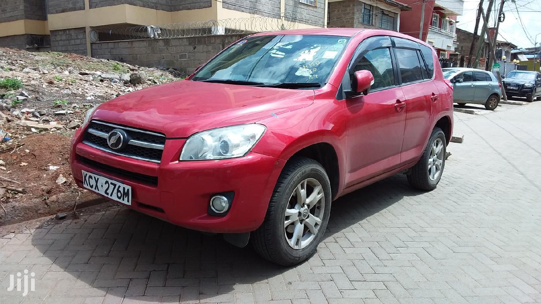 Toyota RAV4 2012 Red   Cars for sale in Nairobi West, Nairobi, Kenya
