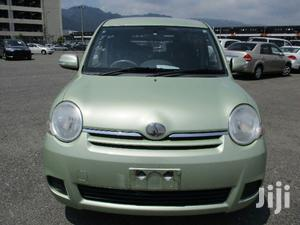 New Toyota Sienta 2011 Green | Cars for sale in Mombasa, Mvita