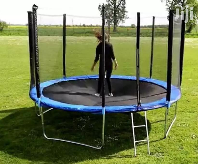 New 12ft Trampolines