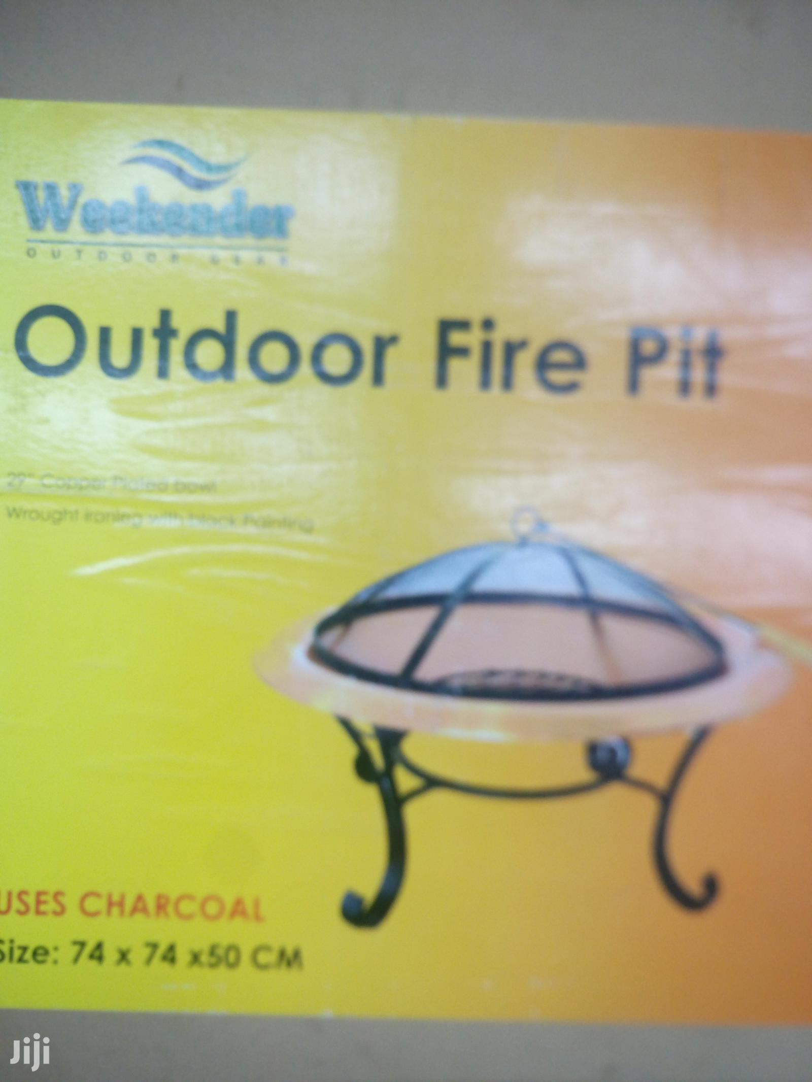 End Year Sale Outdoor Fire Pit
