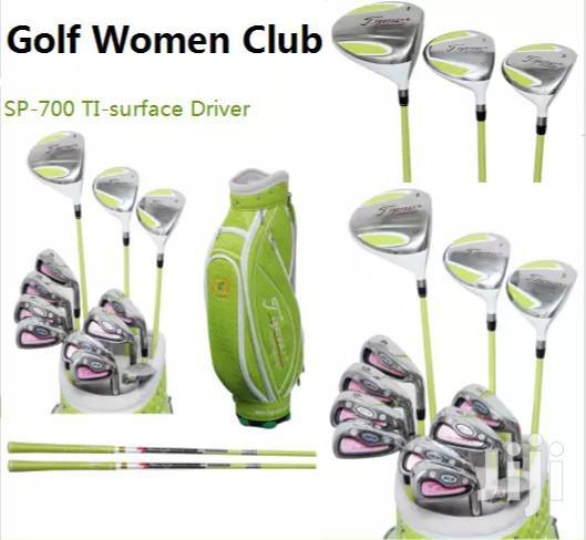 Archive: Tigeroar Ladies Golf Club Set