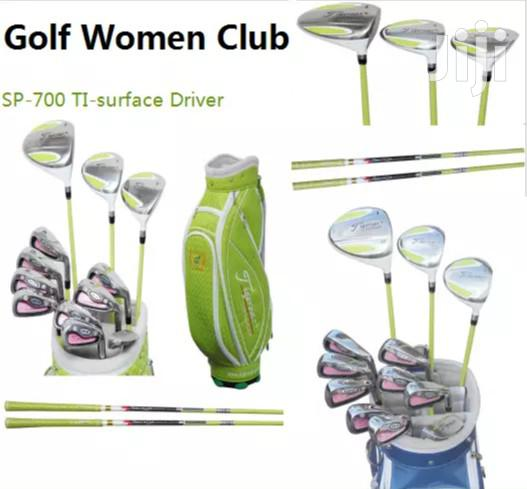 Archive: Ladies Women Golf Club Set