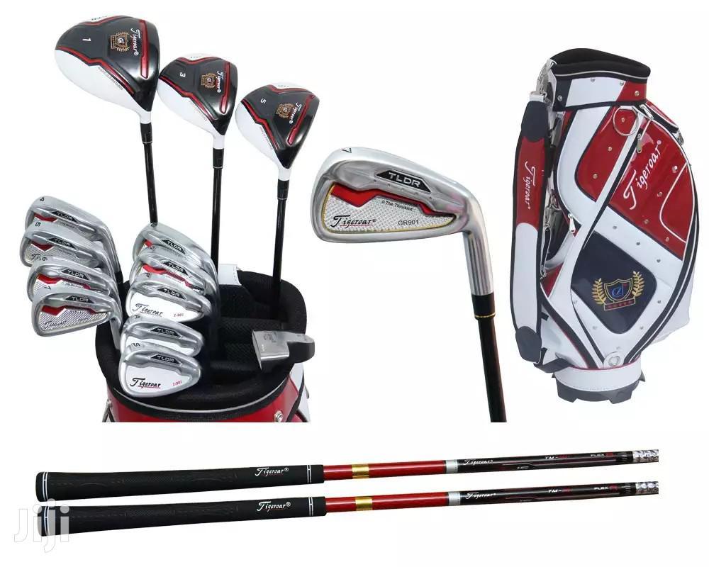 Archive: Ladies Golf Club Set Tigeroar