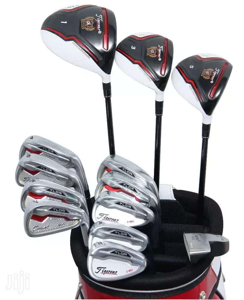 Archive: Tigeroar Golf Club Set for Ladies Women