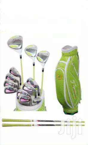 Archive: Women Ladies Golf Club Set