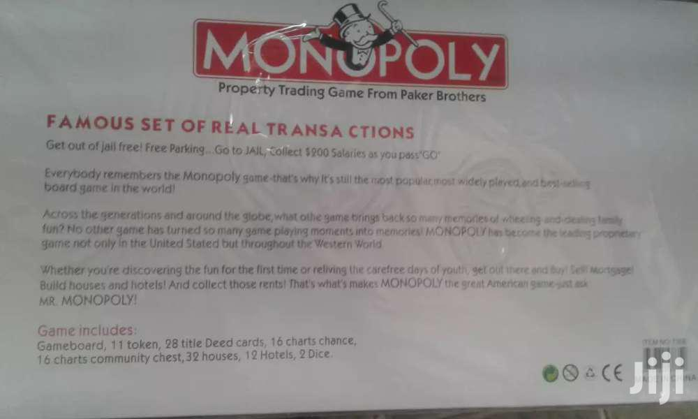 Monopoly For Sale
