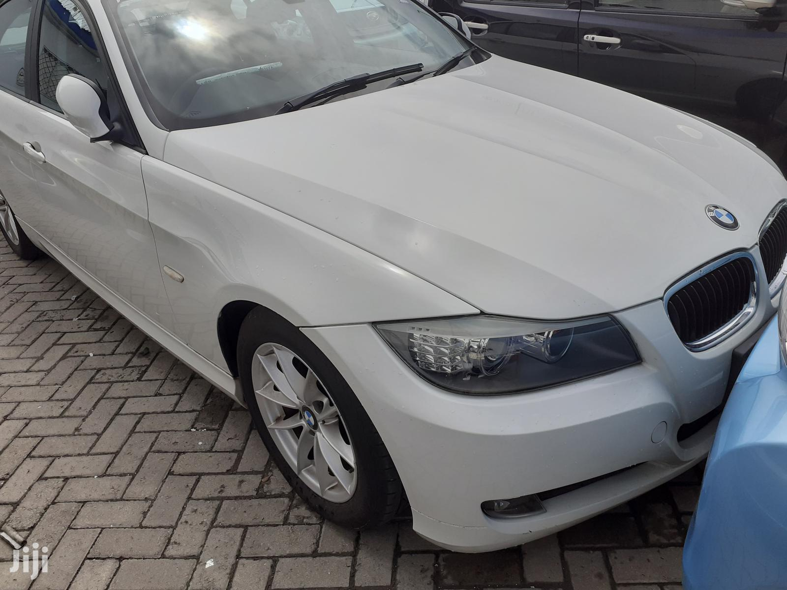 New BMW 320i 2012 White | Cars for sale in Mvita, Mombasa, Kenya