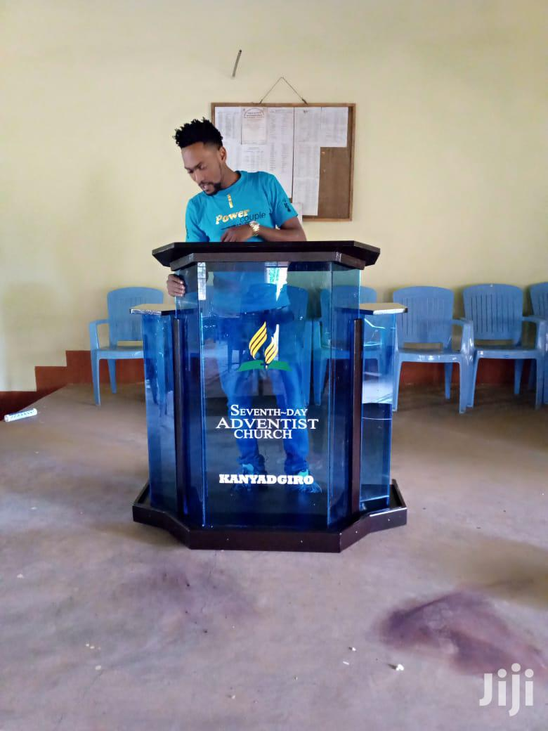 Church Pulpit /Podiums