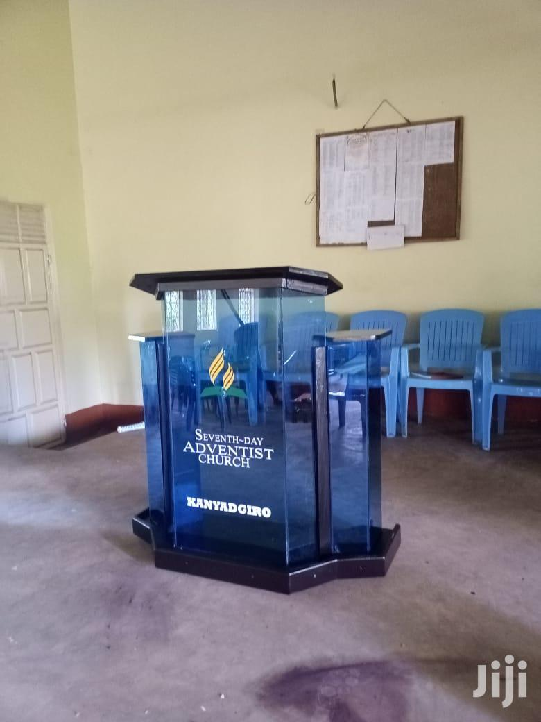 Church Pulpit /Podiums | Furniture for sale in Nairobi Central, Nairobi, Kenya