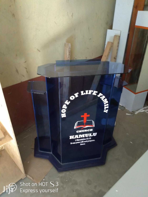 Pulpit / Podiums | Furniture for sale in Nairobi Central, Nairobi, Kenya