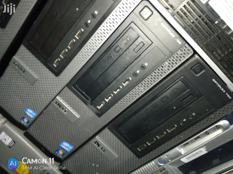 Archive: Desktop Computer Dell 4GB Intel Core i5 HDD 250GB