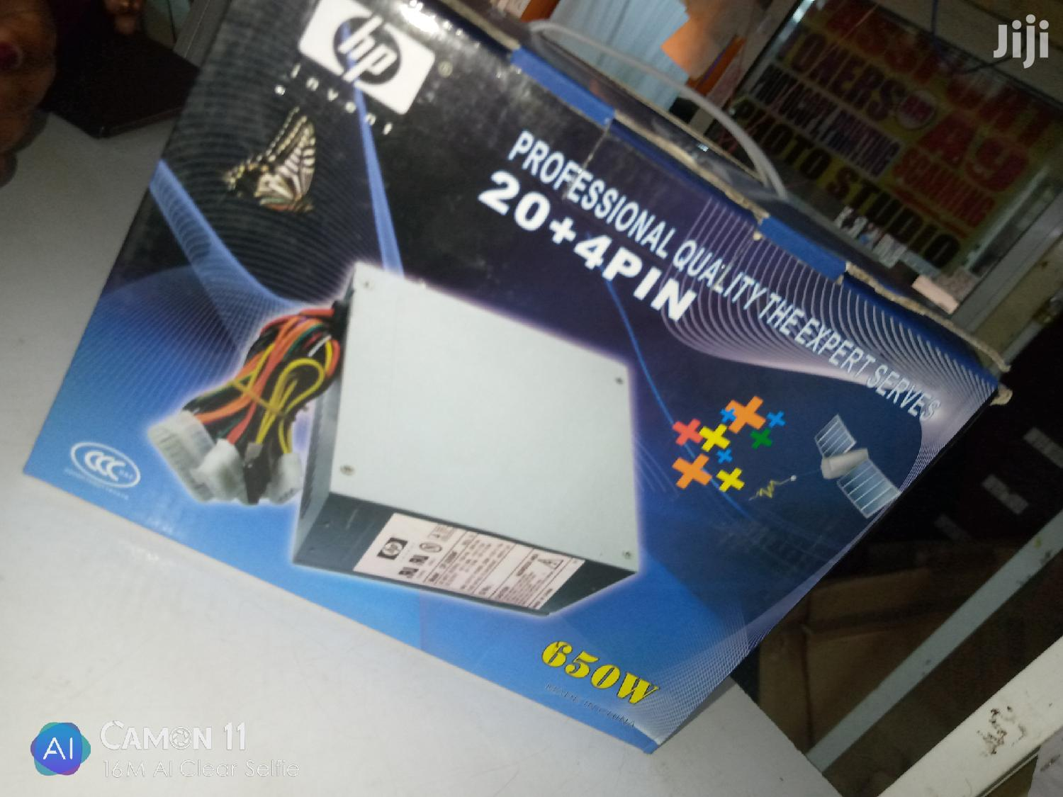 Power Supply With 24 Pin