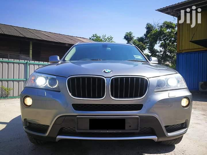 BMW X3 2013 xDrive35i Gray