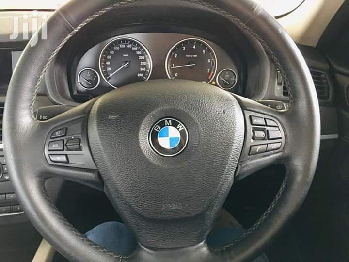 BMW X3 2013 xDrive35i Gray | Cars for sale in Ziwa la Ng'ombe , Mombasa, Kenya