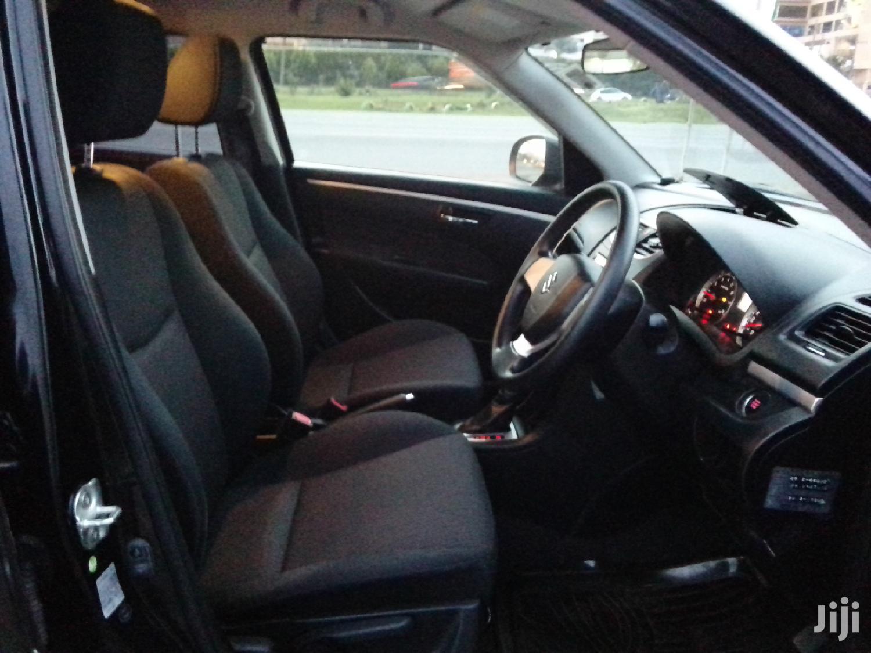 Archive: Suzuki Swift 2012 1.4 Black