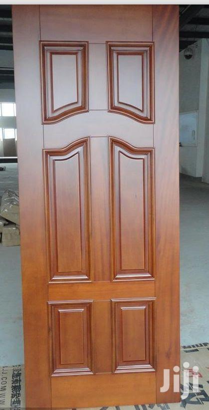 Solid Flash Doors