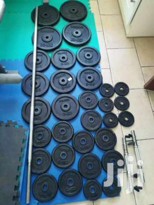 Gym Cast Iron Weights New | Sports Equipment for sale in Nairobi, Runda