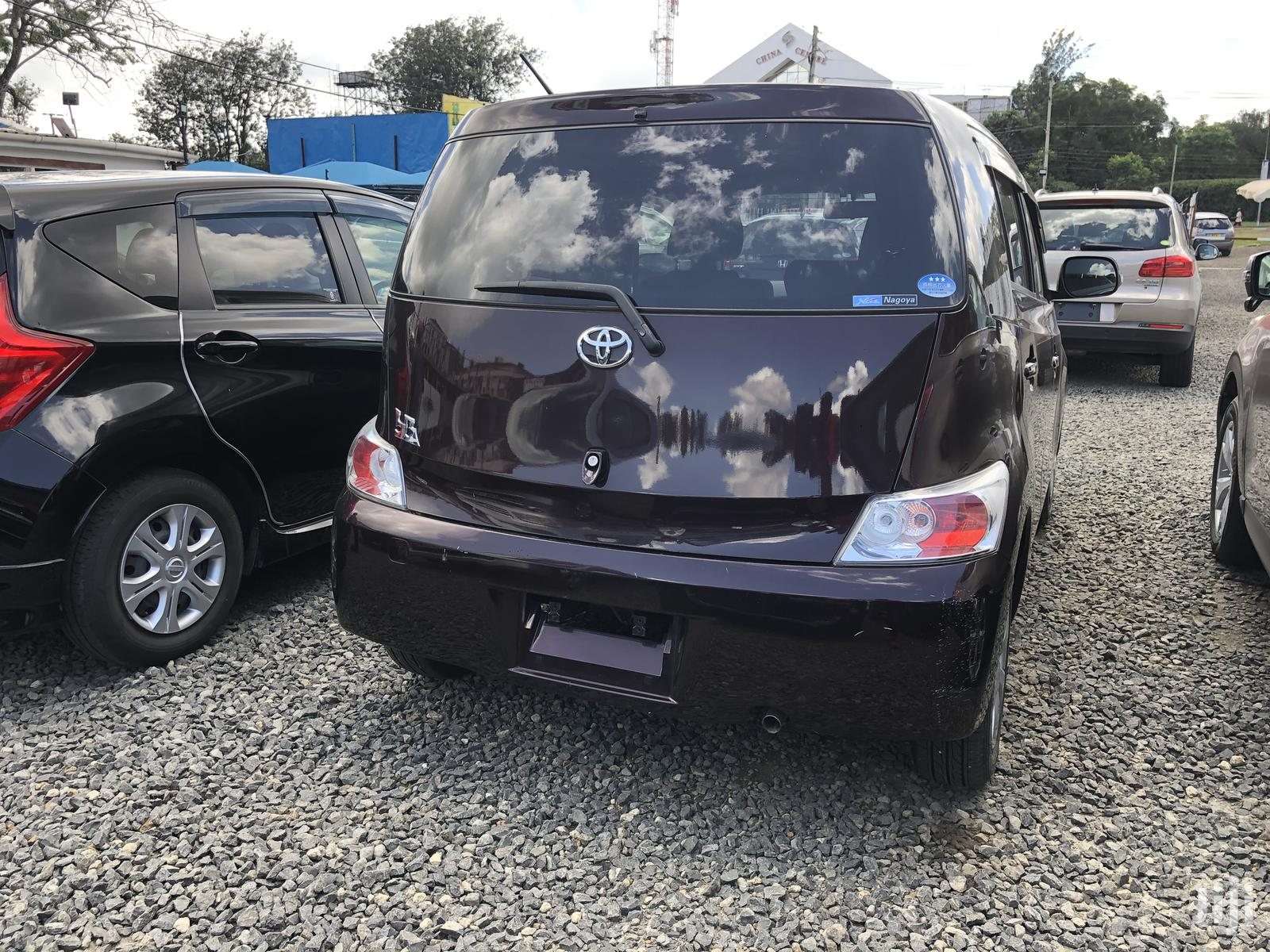 Toyota bB 2012 Black | Cars for sale in Kilimani, Nairobi, Kenya