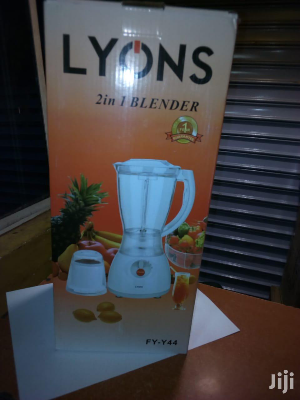 Archive: Lyons Blender