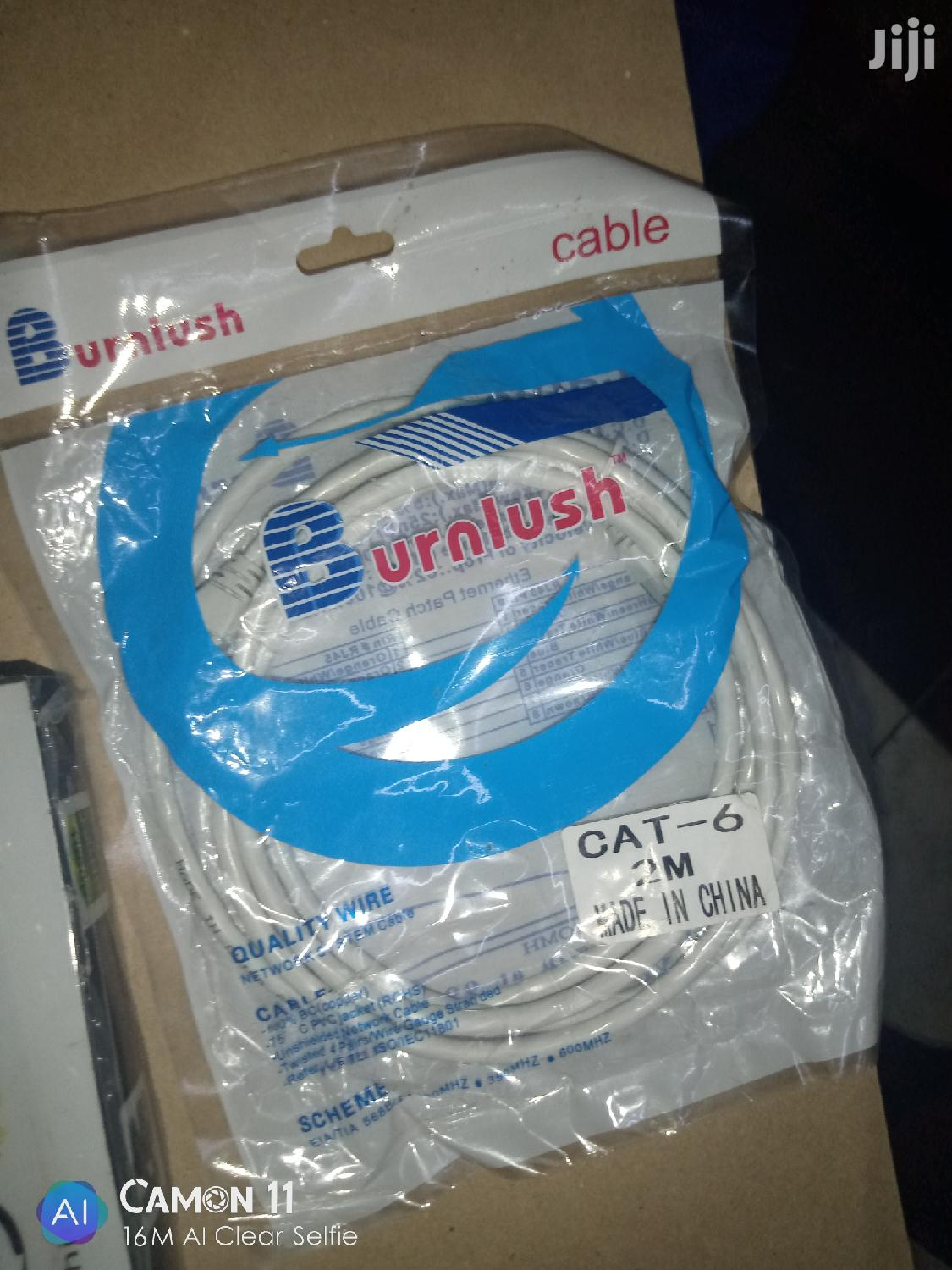 Archive: Ethernet Cable 2m Crimped