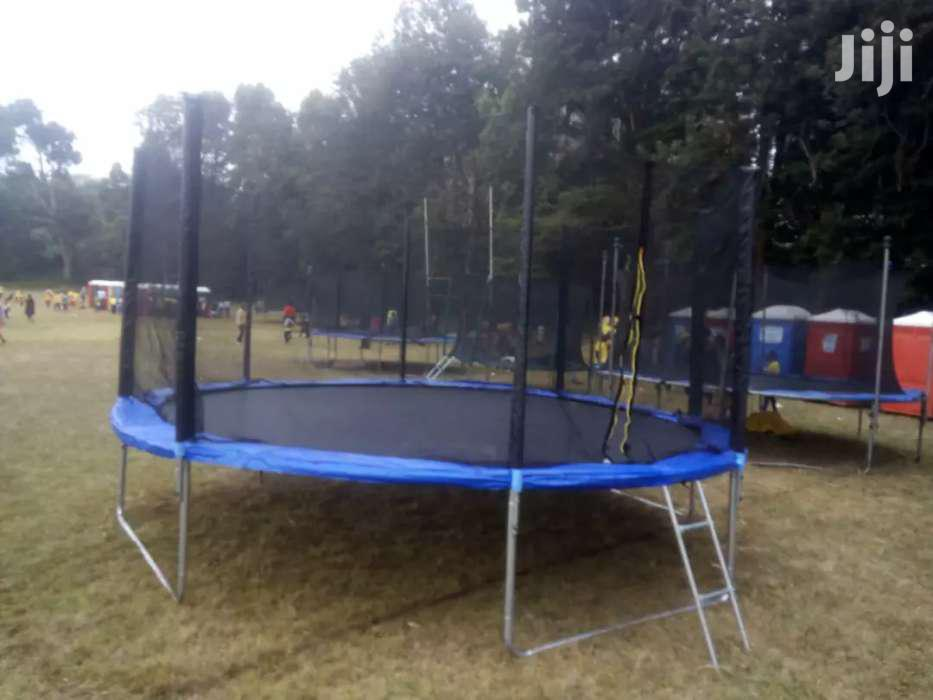 Archive: Trampoline For Hire