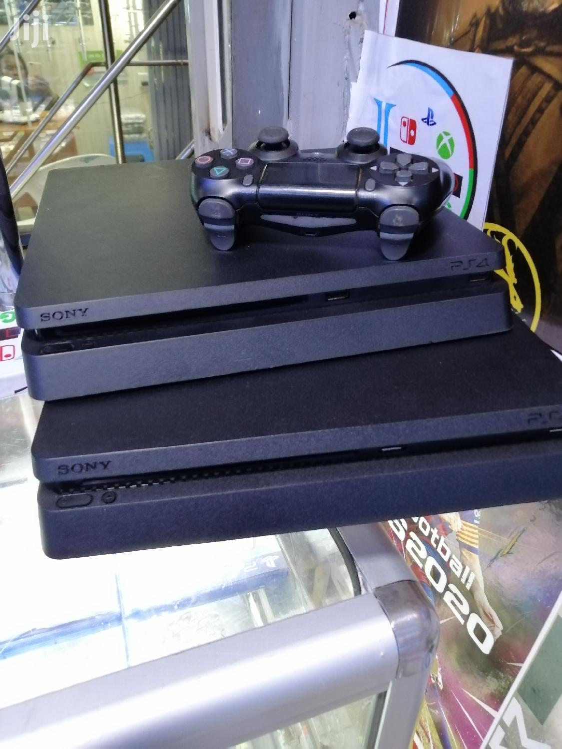 Archive: Playstation 4 Console Has Been Slightly Used